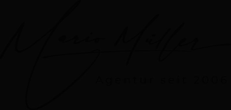 Logo der Mario Müller Agentur