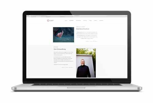 Private Website